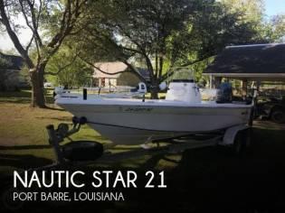 Nautic Star 21