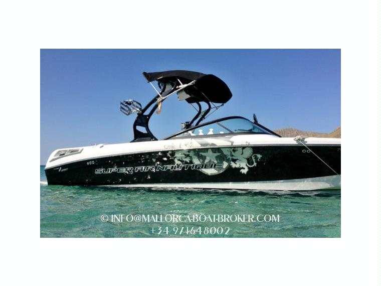 correct craft super air nautique 230 en majorque