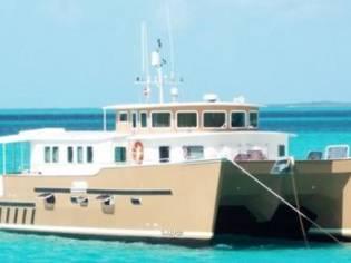 FRHER Expedition Power Catamaran