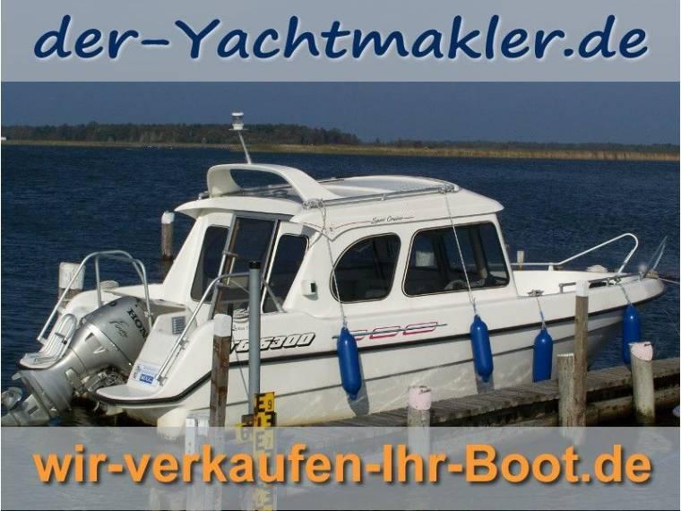tg boats tg 6300 utrailer en allemagne bateaux moteur d 39 occasion 75210 inautia. Black Bedroom Furniture Sets. Home Design Ideas