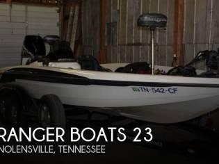 Ranger Boats Comanche 519VS