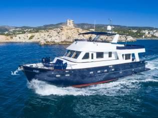 Blue Sailor 70 Trawler