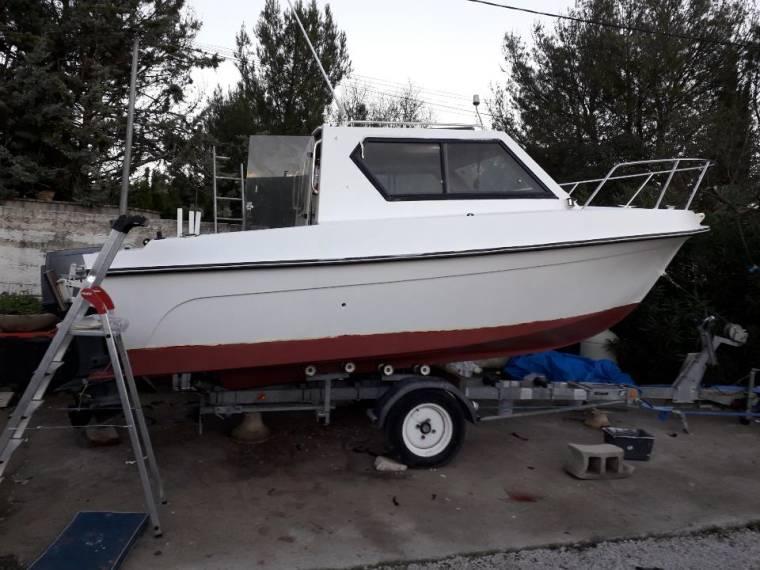 Guy Marine GM 550