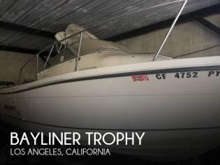 Bayliner Trophy