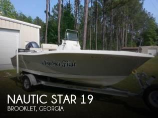 Nautic Star 19 XS