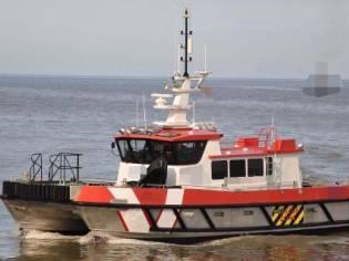 Crew Boat Wind Farm Vessel