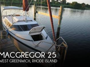 MacGregor 25