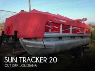 Sun Tracker Bass Buggy 18