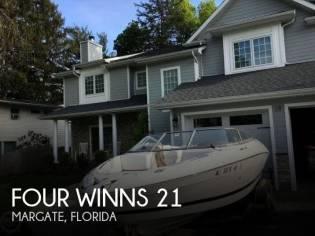 Four Winns 210 Horizon