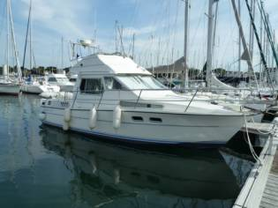 GIBERT MARINE JAMAICA 30 FLY BRIDGE EC42354