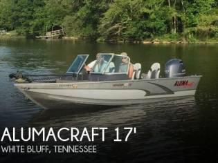 Alumacraft Voyageur 175 LE