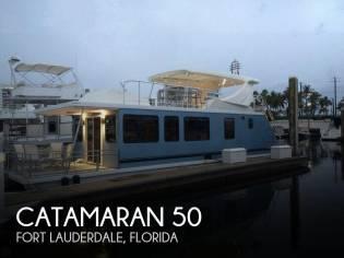 Catamaran Cruisers Aqua Cruiser 50SE Luxury Boatel