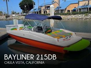 Bayliner 215DB