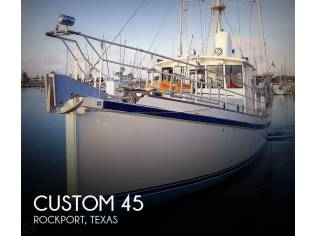 Custom 46 Diesel Duck