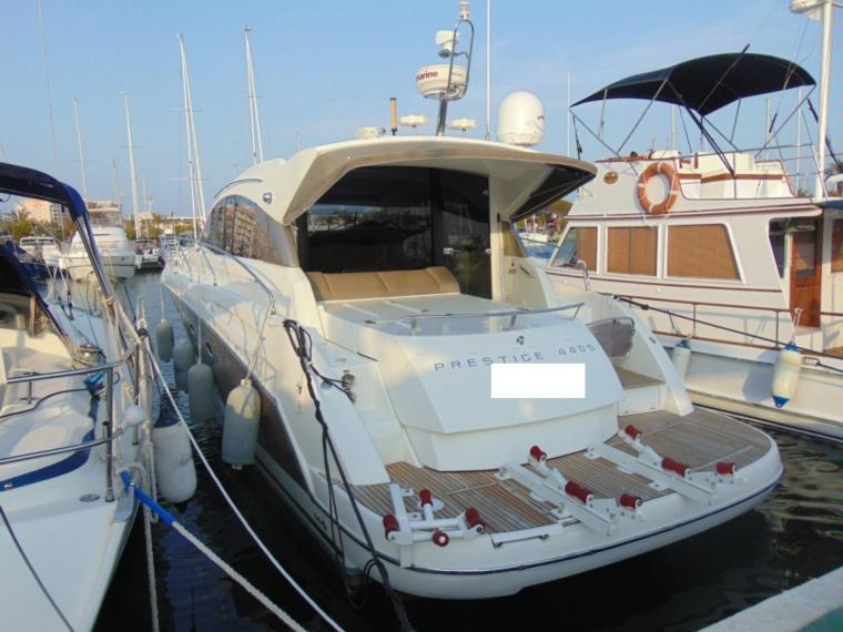 jeanneau prestige 440 s en alicante bateaux avec cabine d 39 occasion 55535 inautia. Black Bedroom Furniture Sets. Home Design Ideas
