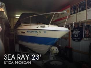 Sea Ray Cuddy Cruiser SRV230