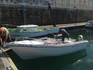 Atlantico Bote 460