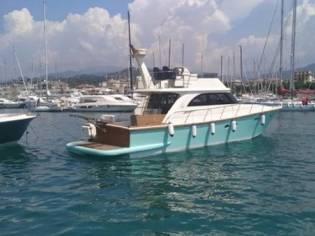 Motor Yacht Segesta Capri 50 Fly