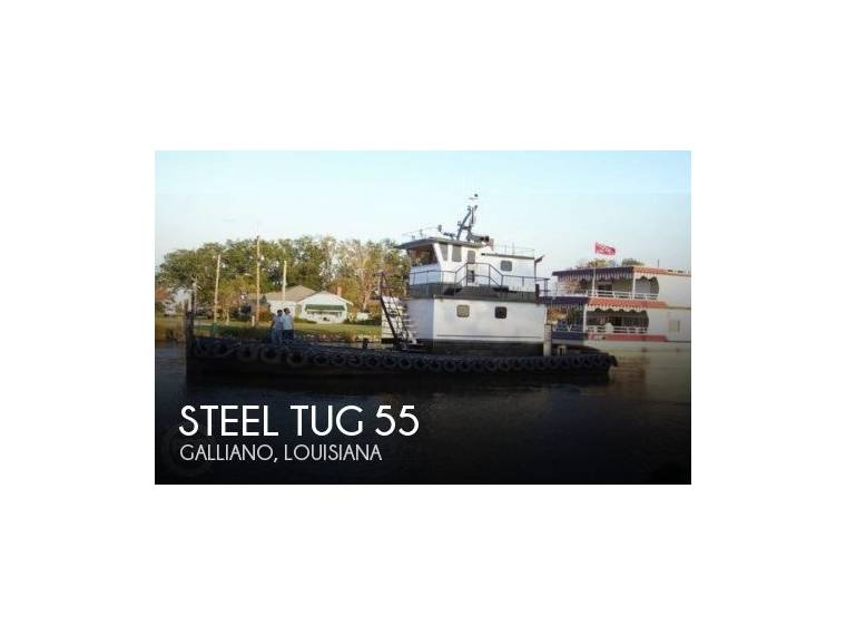 55 Tug Towing Vessel LC