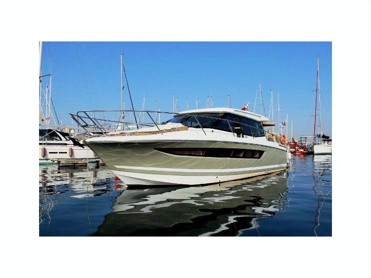 jeanneau nc 11 en turquie yacht moteur d 39 occasion 44854 inautia. Black Bedroom Furniture Sets. Home Design Ideas