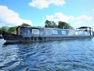 Wide Beam Narrowboat Burscough 70 x 12