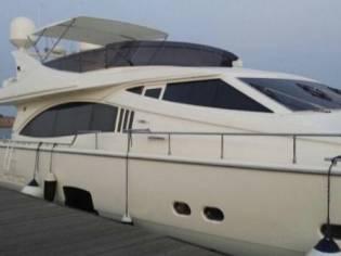 Ferretti Yachts Ferretti 731