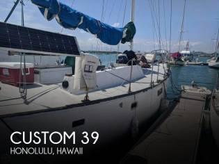 Custom Build - Brewer Design 39