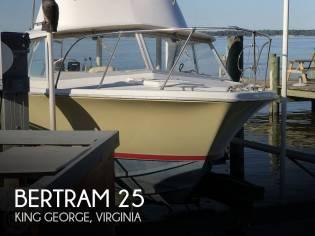 Bertram 25