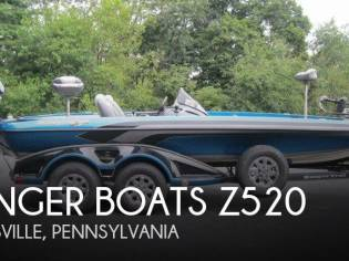 Ranger Boats Z520