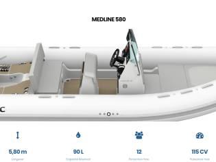 Medline 580 Strongan