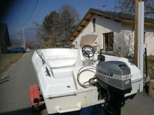 FISHER 430 OPEN