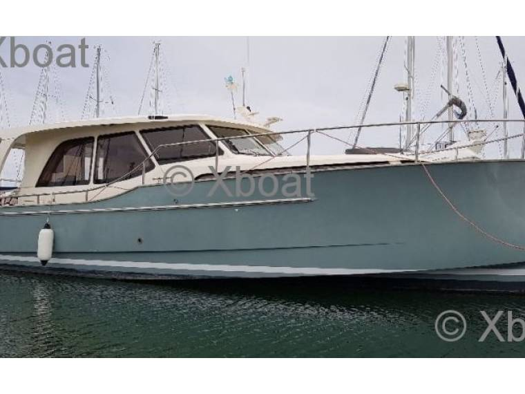 SEAWAY YACHTS  33 HYBRID READY