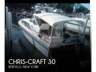 Chris-Craft Constellation 30
