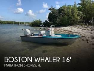 Boston Whaler Outrage