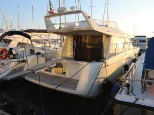 Carnevali 42 Fly - Approved boat