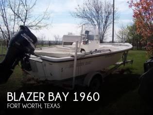 Blazer Bay 1960