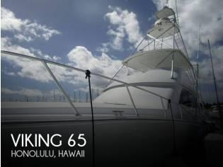 Viking 65 Convertible