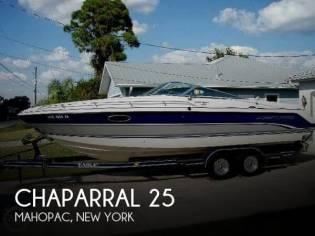 Chaparral 2550 SX Sport