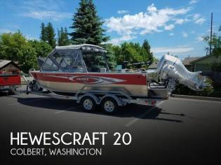 Hewescraft 210 Searunner