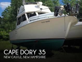 Cape Dory 36 Convertible