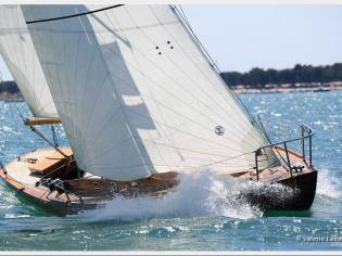 Yacht classique