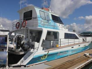 Crowther Charter Powercat