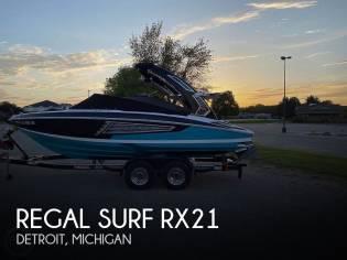 Regal RX 2100 Surf