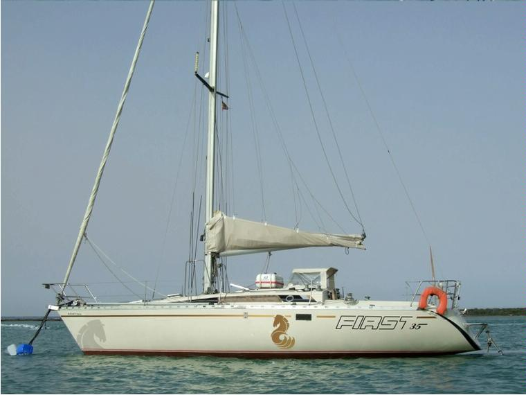 beneteau first 35 en cn sancti petri