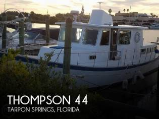 Thompson 44 Trawler