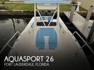 Aquasport 26