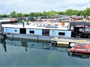 Wide Beam Narrowboat 70x12 Collingwood SP Longboat