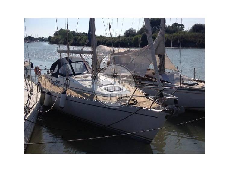 Comar Genesi 43' in Italia   Barche a vela da crociera ...