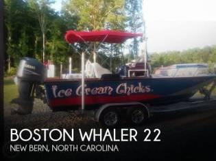 Boston Whaler Outrage 22