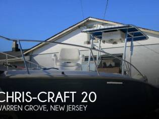 Chris-Craft 213 Sea Hawk